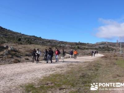 Senderismo Sierra Norte Madrid - Belén Viviente de Buitrago; senderismo sevilla rutas